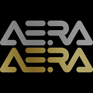 Aera Trucks '3' STICKER 2X4 EACH