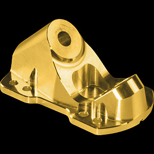 Aera Trucks K5 Base Plate 30* Gold