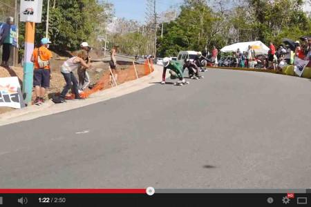Guzmans at Canta Gallo Downhill