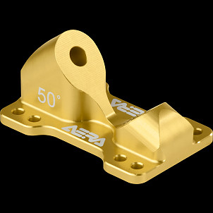 Aera Trucks K3 Base Plates 50 degrees Gold